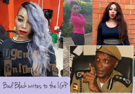 Bad Black writes to the IGP over her missing cars