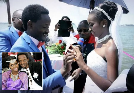 Calvin Da Entertainer is now a married man